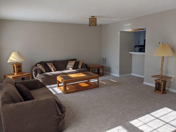 Free Sofa and Love Seat