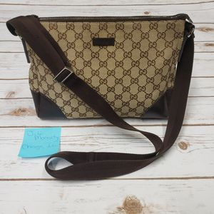 Gucci Monogram Crossbody Bag for Sale in Chicago, IL