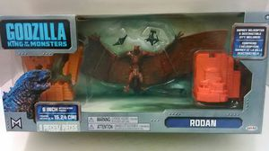 """Godzilla King of the Monsters -- """"Rodan Action Figure"""" -- 9 peace Set for Sale in Providence, RI"""