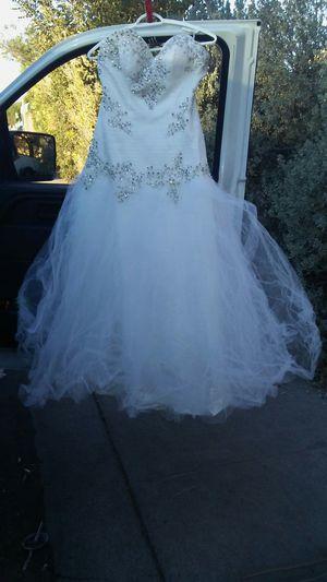 Wedding /Formal /Quincenera dress for Sale in Phoenix, AZ