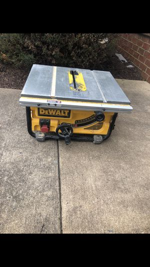 Table saw for Sale in Manassas, VA