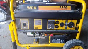 Wen generator for Sale in South Norfolk, VA