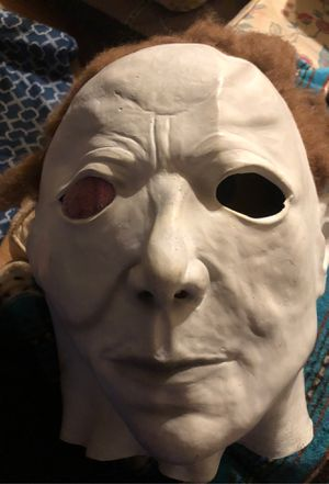 Fun world michael myers mask for Sale in Boring, OR