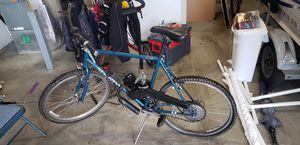 Motor on a nice vintage mountain bike! for Sale in Gresham, OR