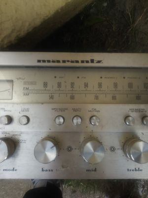Marantz reciever for Sale in Oakland, CA