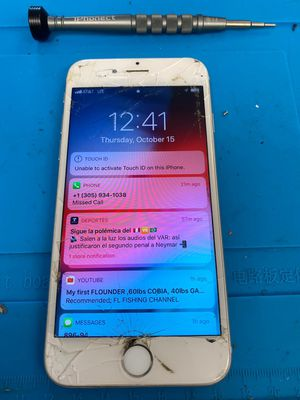 iPhone 6 s screen and lcd replacement for Sale in Hallandale Beach, FL