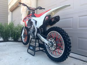 2016 CRF 450R for Sale in Boerne, TX