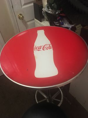 Antique Coca Cola pub table set for Sale in Atlanta, GA