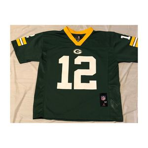 Aaron Rodgers Packers Youth Medium Jersey for Sale for sale  Atlanta, GA
