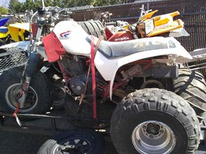 Honda atc350x been sitting for a minute but I'm not able to do the restorations on these classics so here they go up for offer interested in trades for Sale in Spanish Fork, UT