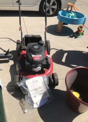 Troy Bilt lawn mower for Sale in Magna, UT