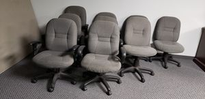 Office Desk Chairs. (9) for Sale in Wayne, IL