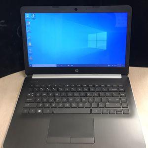"HP 14"" Laptop 1.5GHz 4GB 32GB Windows 10 (14-cm0012nr) for Sale in Miami, FL"