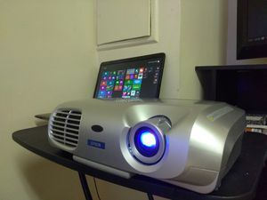 Soon! Projector best for movie & game. Slide the picture to see for Sale in University Park, MD