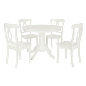 White Kitchen Table And Chairs for Sale in Dallas, TX