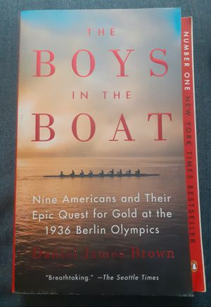 The Boys in the Boat : The True Story of an American Team's Epic Journey to Win Gold at the 1936 Olympics by Daniel James Brown for Sale in Pompano Beach, FL