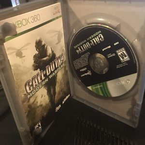 Call Of Duty 4 Xbox 360 Game for Sale in Fort Lauderdale, FL