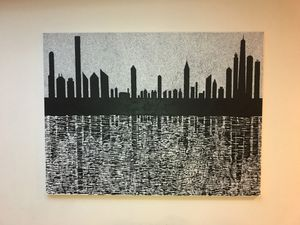 New York Skyline Painting for Sale in New York, NY