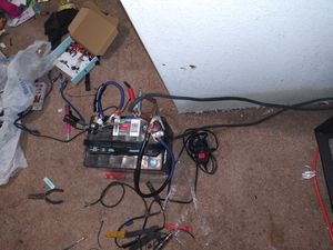 Two...2 deep cycle Marina batteries for sale for Sale in Wichita, KS