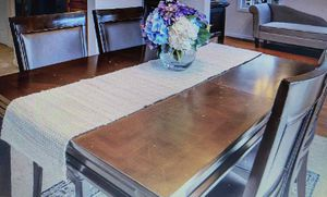 Dining set with server for Sale in North Billerica, MA