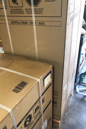 Freezer upright 7.0 cu ft. NEW for Sale in Daly City, CA