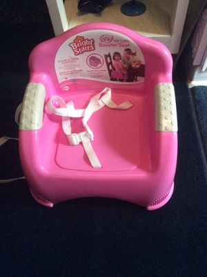 Bright starts booster seat for Sale in Portsmouth, VA