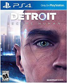 Detroit Become Human PS4 for Sale in Apex, NC
