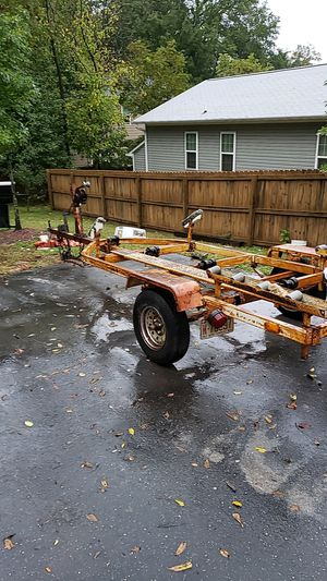 16ft boat trailer for Sale in Chapel Hill, NC