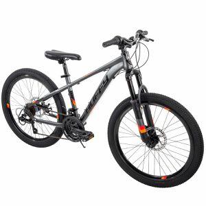 Mountain Bike, Gray, 24-inch 21 Speed for Sale in Miami, FL