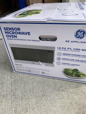 GE JES1657SMSS 1.6 Cu. Ft. Stainless Steel Countertop Microwave for Sale in Whittier, CA