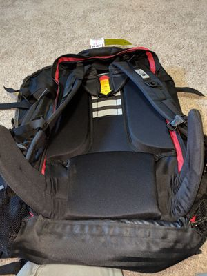 Northface backpacking bag with detachable backpack and Fannie pack for Sale in Fort Worth, TX