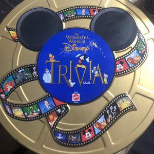 Disney trivia for Sale in Los Angeles, CA