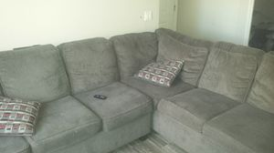 2 piece Sectional Couch for Sale in Tempe, AZ