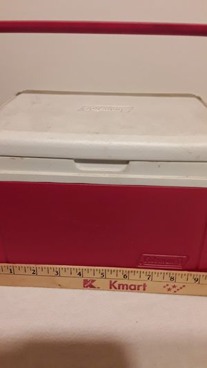 Coleman cooler for Sale in Irwindale, CA