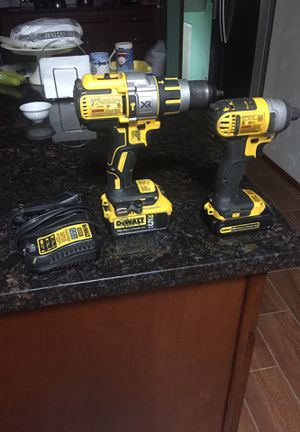 Dewalt hammer drill and impact for Sale in Tacoma, WA