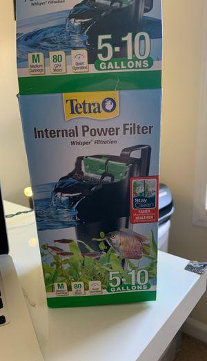 Tetra fish aquarium filter for Sale in Pittsburgh, PA