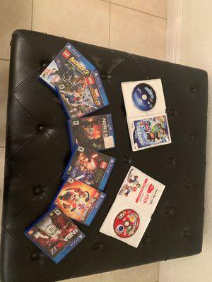 5 PS4 Games for Sale in Tamarac, FL