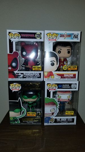 Funko pop for Sale in Cypress, TX