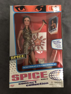 Spice Girls Concert Collection Doll - Victoria / Posh Spice for Sale in Alameda, CA