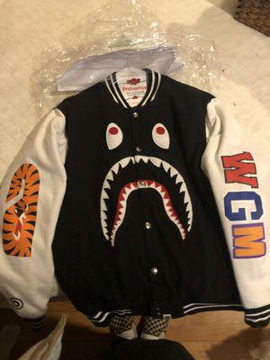 BAPE hype Beast varsity jacket for Sale in Diamond Bar, CA