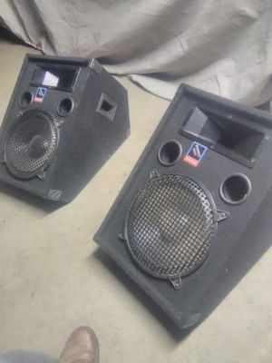 NADY audio speakers for Sale in Reedley, CA