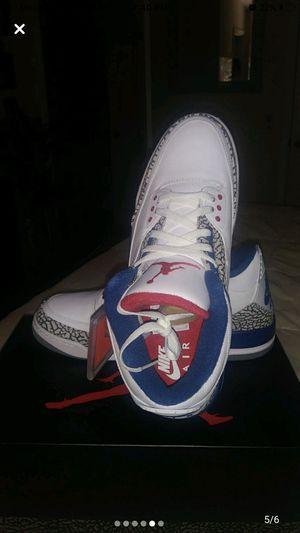 Brand New Air Jordans 3 Retro OG. Size 13 for Sale in Orlando, FL