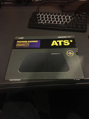 Aluminum gaming mousepad for Sale in Seattle, WA