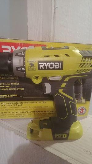 Ryobi 18 volt hammer drill for Sale in Kansas City, MO