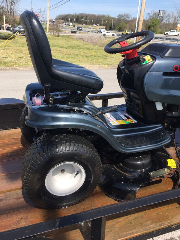 Troy Bilt Xp Riding Lawn Mower 20hp Kohler Engine 46 Deck