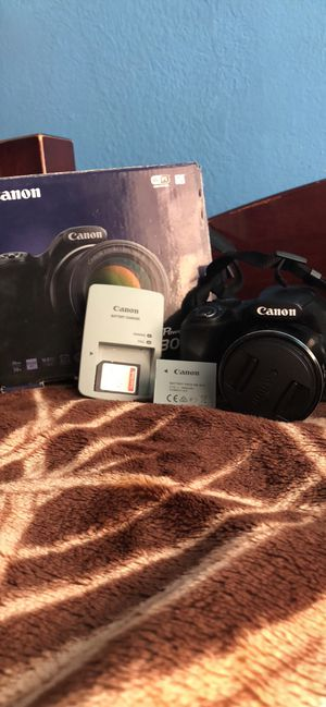 Canon PowerShot SX530 for Sale in San Francisco, CA