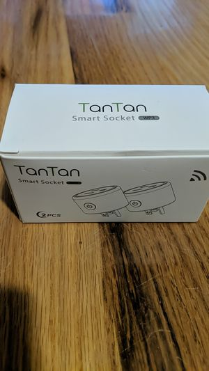 Tan Tan Smart Socket for Sale in Chicago, IL
