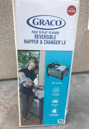 Gracco Reversible Napper & Changer LX for Sale in Fresno, CA