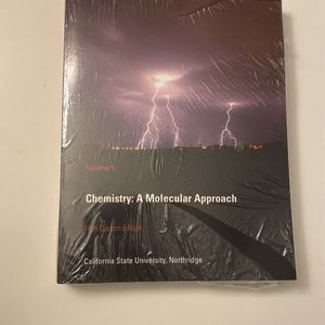 Chemistry: A molecular Approach (5th Edition) for Sale in Los Angeles, CA