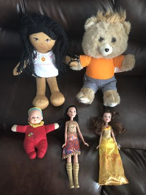 toys - dolls for girls, for all $ 20 for Sale in Fort Myers, FL